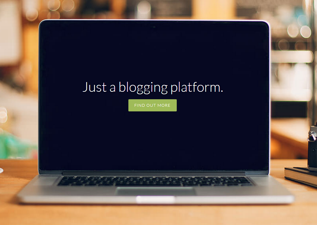 Ghost The Bloging Platform