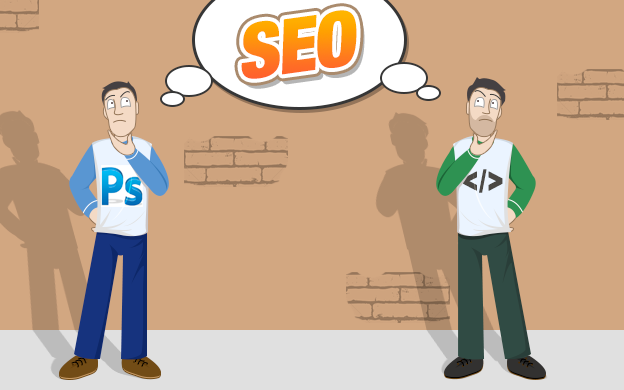seo essential for web designers
