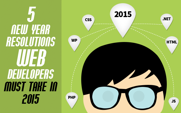 Web Designers New Year Resolutions