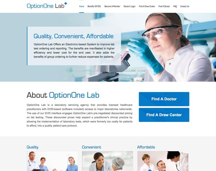 OptionOne Lab
