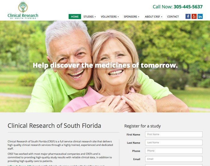 clinical research south florida