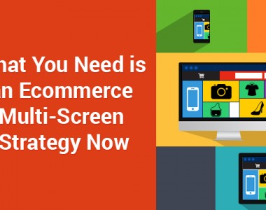 ecommerce multi screen