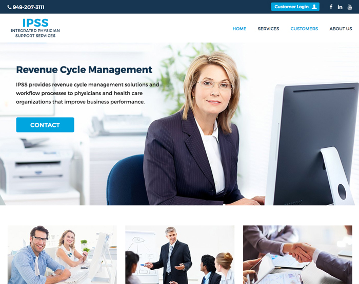 physician support services