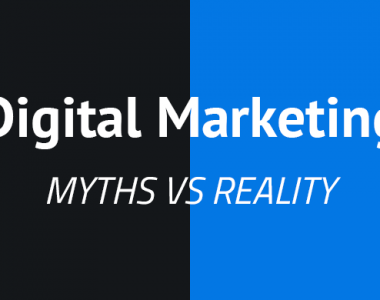 Explore Myths Reality Digital Marketing