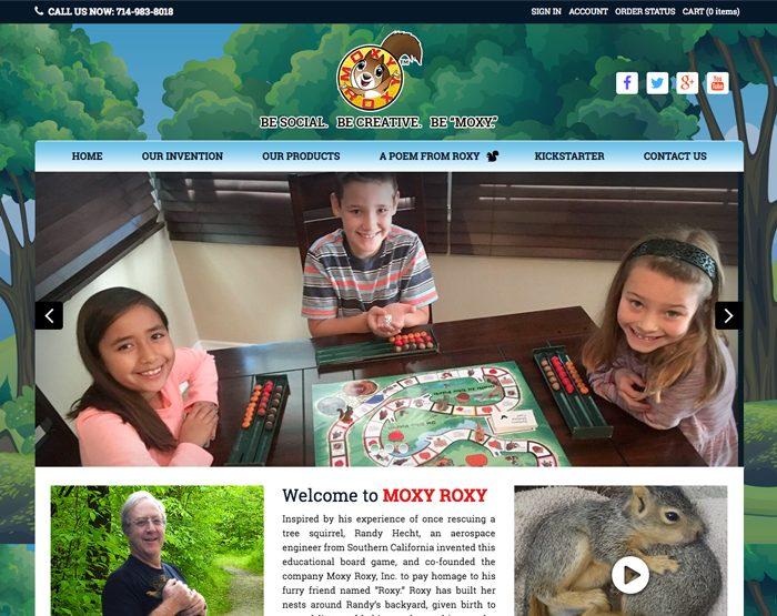 Moxy Roxy<br><small>(WordPress, WooCommerce)</small>
